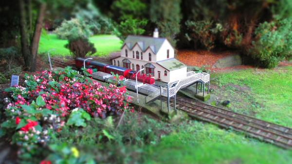 Anglesey Model Village and Gardens