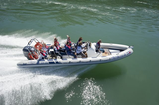 Ribride Anglesey Boat Trips Anglesey Attractions