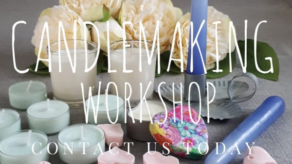 Beginners Candle Making Workshop