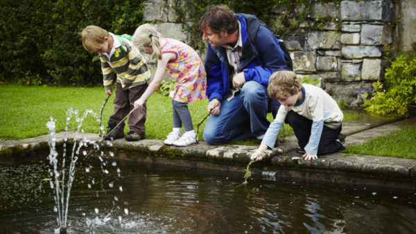 Summer of fun at Plas Newydd