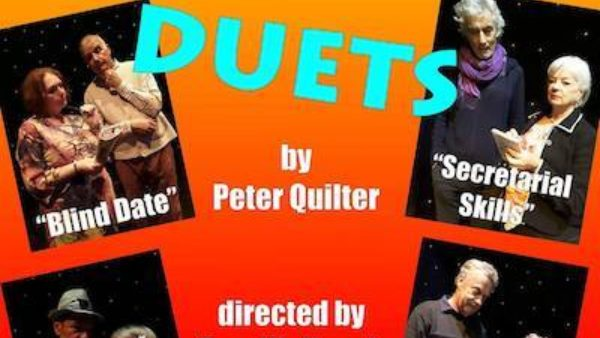 The Ucheldre Rep presents Duets by Peter Quilter