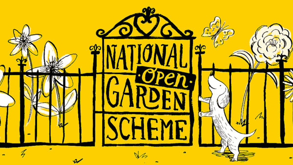 NGS Open Gardens at Plas Cadnant